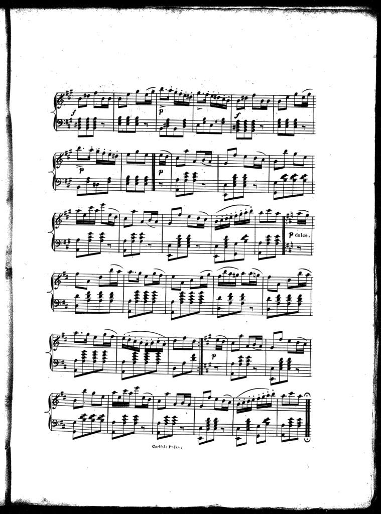 Carlisle polka