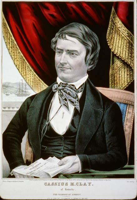 Cassius M. Clay of Kentucky: The champion of liberty