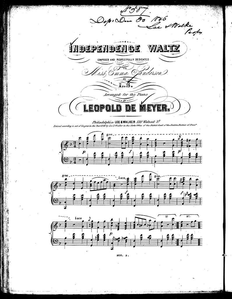 Independence waltz