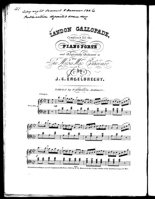 Landon gallopade