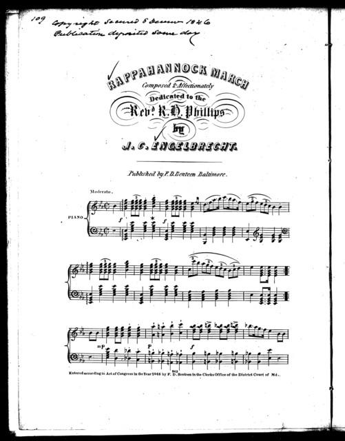Rappahannock march