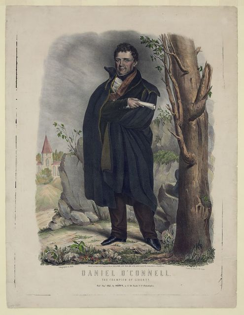 Daniel O'Connell. The champion of liberty