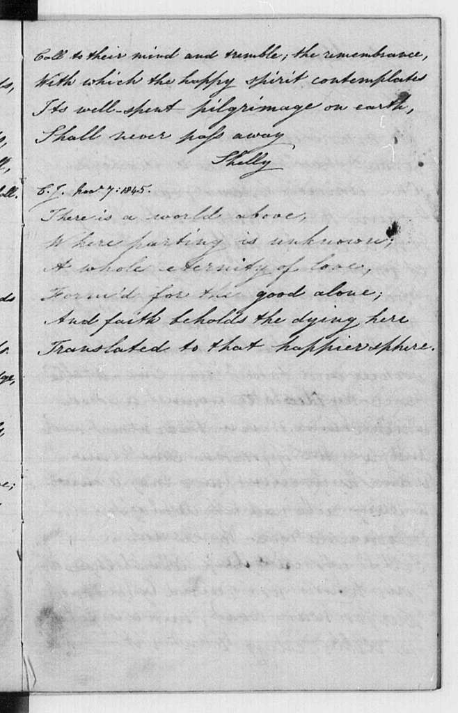 Douglass, Frederick (Autograph Book)