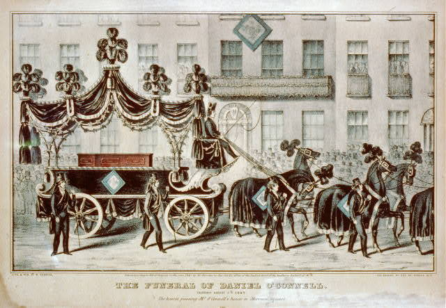 Funeral of Daniel O'Connell