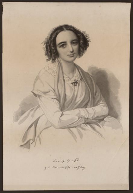 Hensel, Fanny Mendelssohn