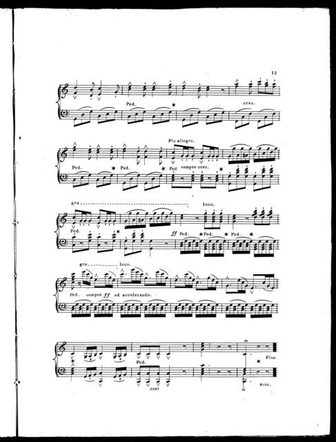 The  battle of Buena Vista, op. 101