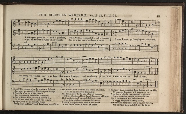 The  Southern Harmony, and Musical Companion: Containing a choice collection of tunes, hymns, psalms, odes, and anthems selected from the most eminent authors in the United States: Together with nearly one hundred new tunes