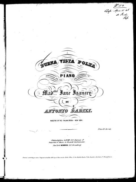 Buena Vista polka