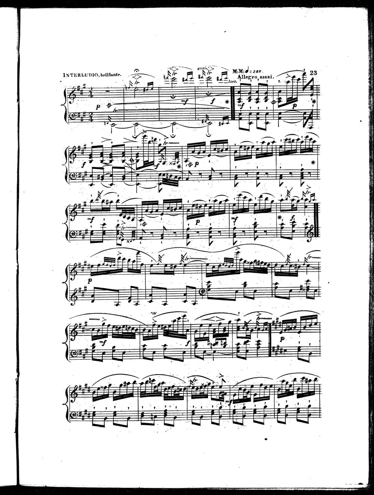 Der  Triller (La trillata di Bravura), no. 1