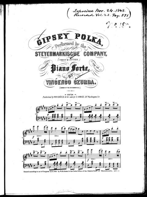 Gipsey polka