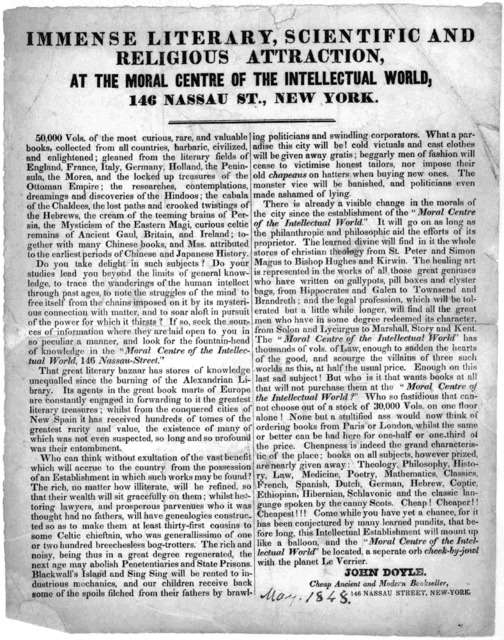 [Rules and regulations. c. 1848].