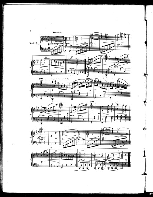 Salut a New York, op. 115