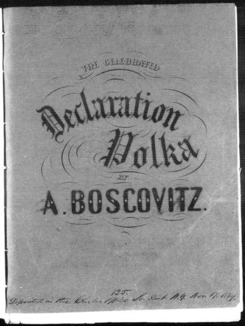 Declaration polka