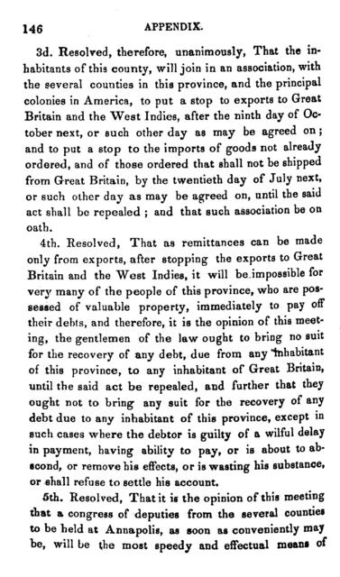 Narrative of events which occured in Baltimore town during the Revolutionary War. To which are appended, various documents and letters, the greater part of which have never been heretofore published.
