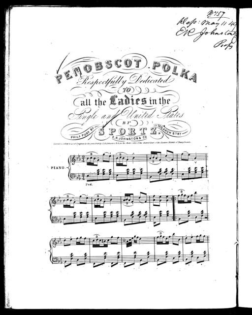 Penobscot polka