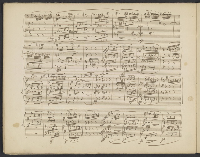 Quartetto Nr: 20, in C dur. 1849