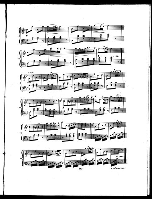 The  Jenny Gray polka