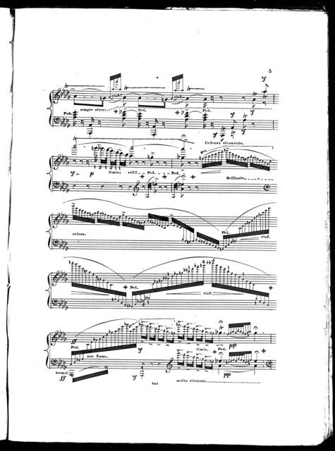 Tribut  ̉L'Amerique, notturno and polka de concert