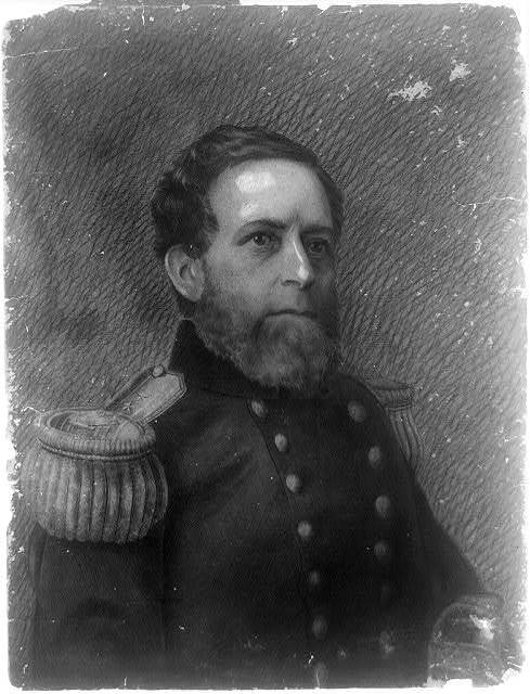 [Admiral Andrew H. Foote, head-and-shoulders portrait, in military uniform]