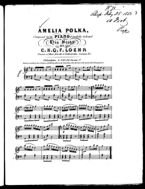 Amelia polka