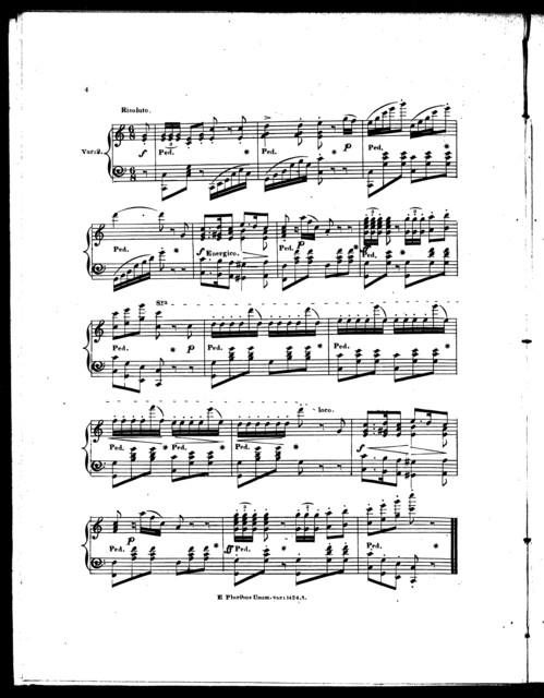 E pluribus unum, with brilliant variations, op. 149