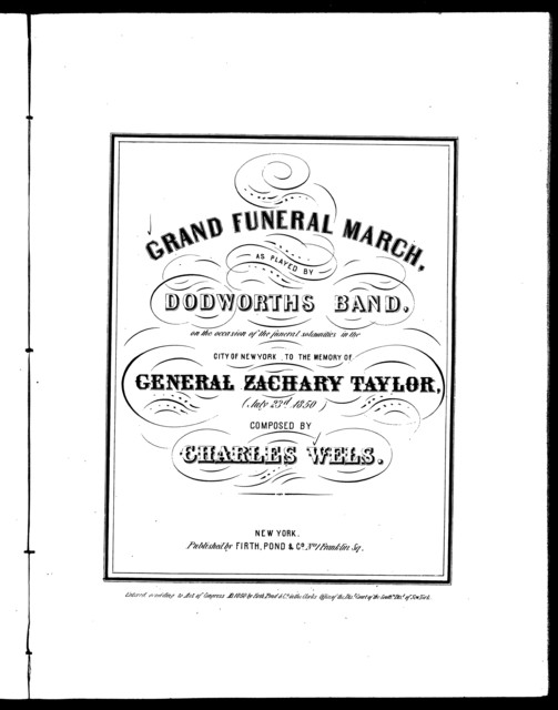 Grand funeral march