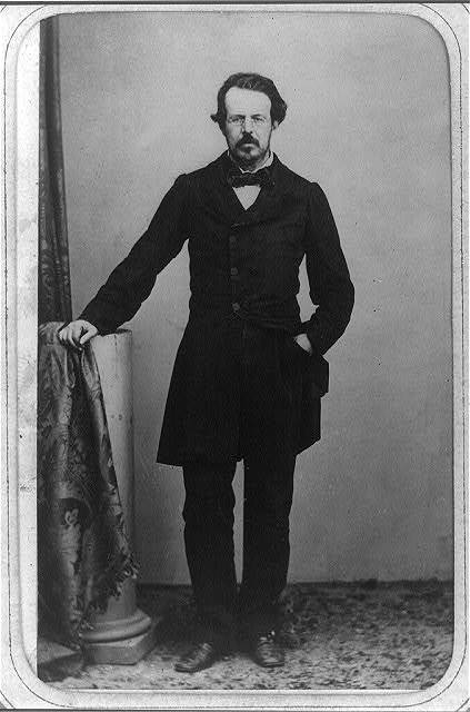 [Guillermo Prieto, full-length portrait, standing, facing front]