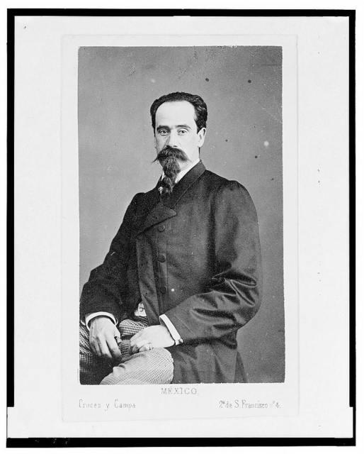[Half-length portrait of a man seated, facing front]
