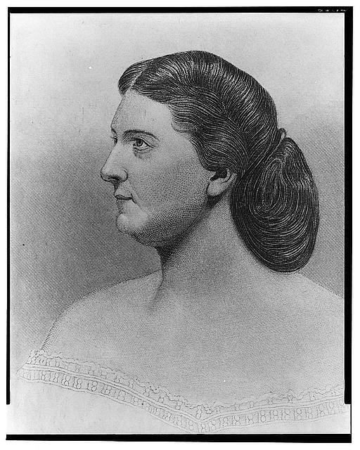 Harriet Lane Johnston, White House hostess for President Buchanan