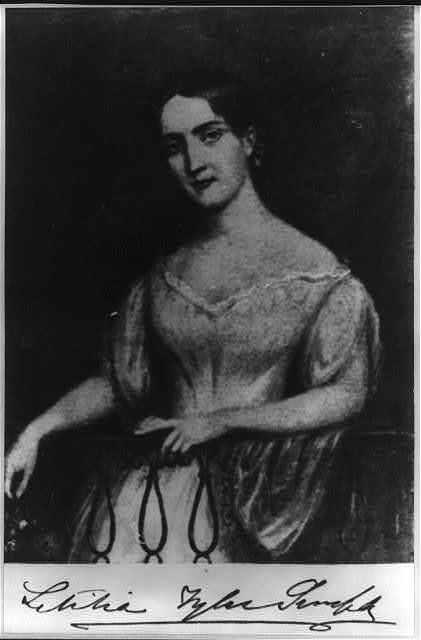 Letitia Tyler Semple, daughter of President John Tyler