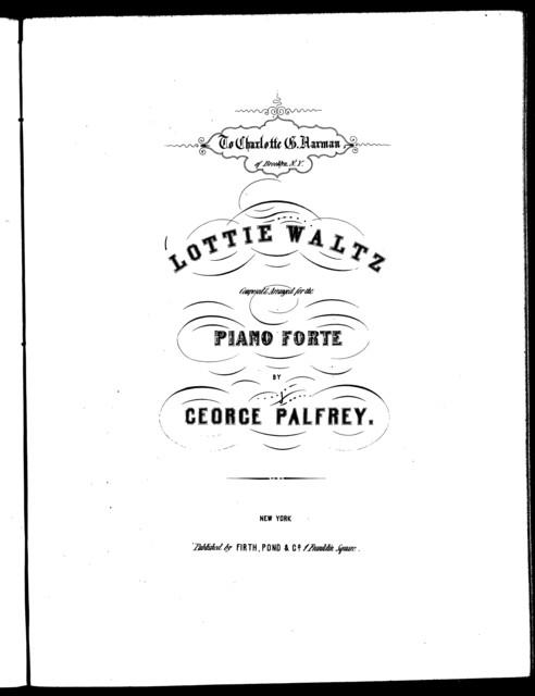 Lottie waltz