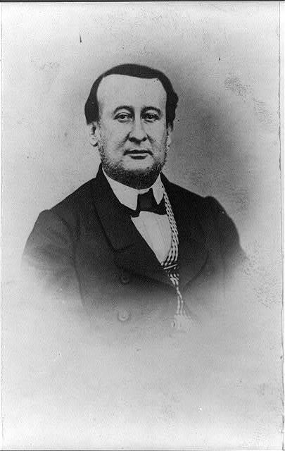 [Manuel Doblado, head-and-shoulders portrait, facing front]