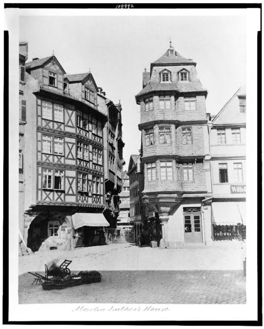 Martin Luther's house
