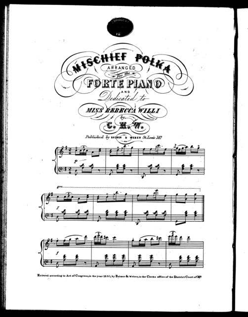 Mischief polka