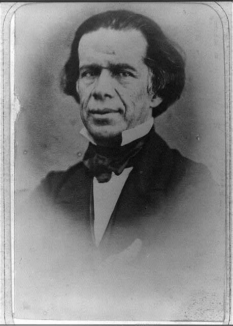 [Ocampo Melchor, bust portrait, facing front]