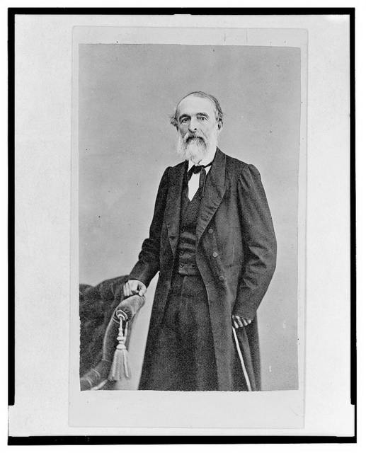 [Pedro Escudero Y Echanove, three-quarter length portrait, standing, facing front]