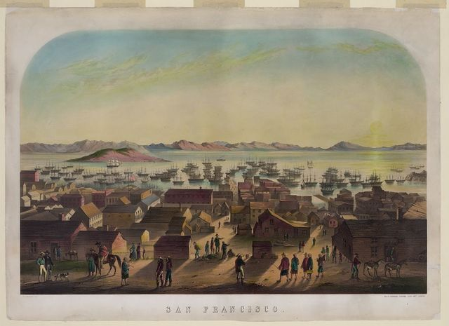 San Francisco / S.F. Marryat, delt.