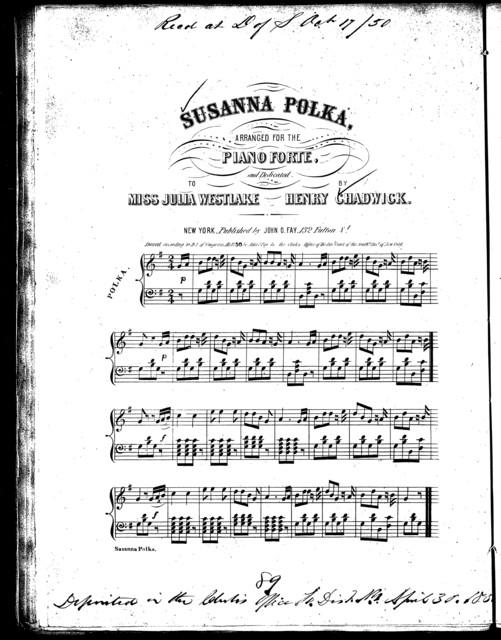 Susanna polka