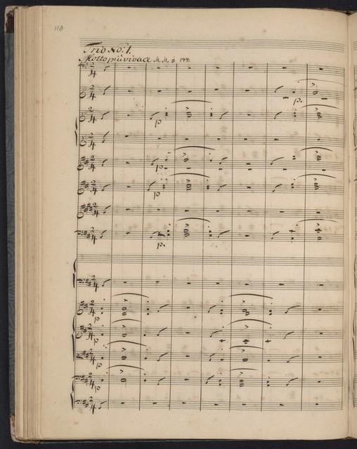 Symphonie No. 1 in B dur, op. 38