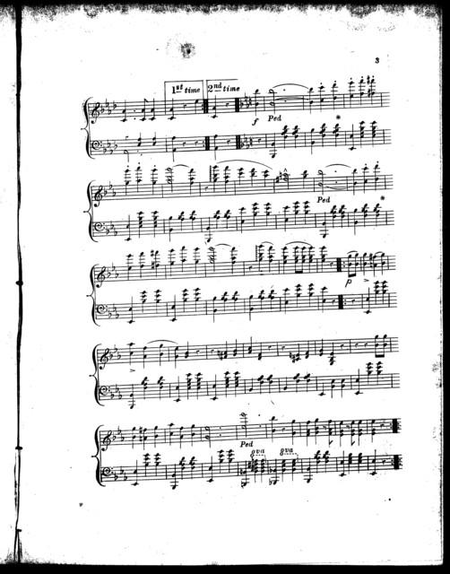 The  serenade waltz