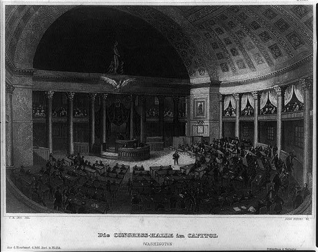 Chamber of Representatives (Washington) / C.R., DEL, John Poppel, SC.