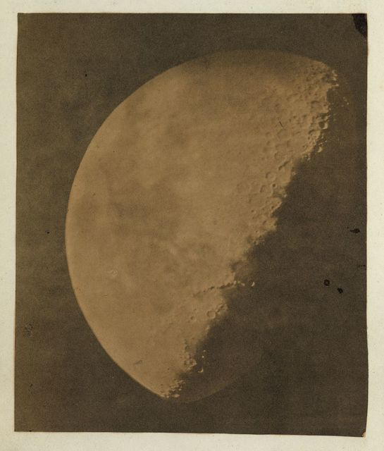 [Phase of the moon taken March 1851]