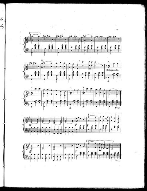 Terpsichore's call waltz