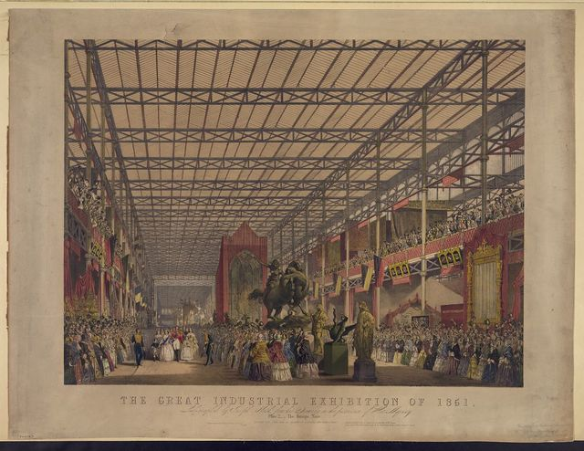 The Great Industrial Exhibition of 1851