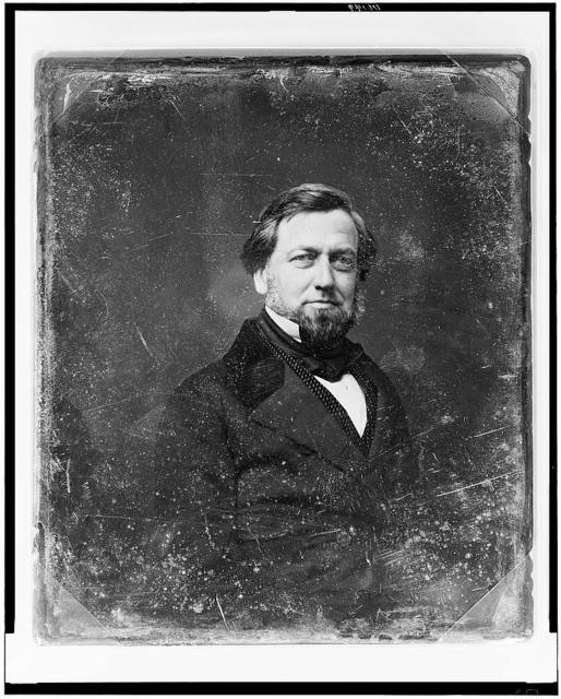 [Unidentified man, about 45 years of age, half-length portrait, slightly to the right]