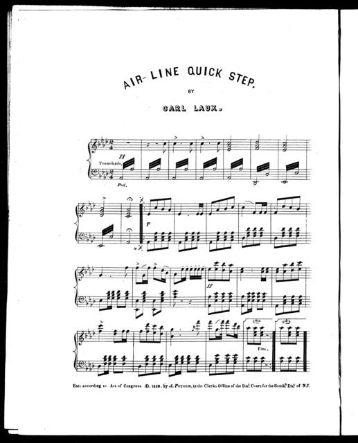 Air-line quick step