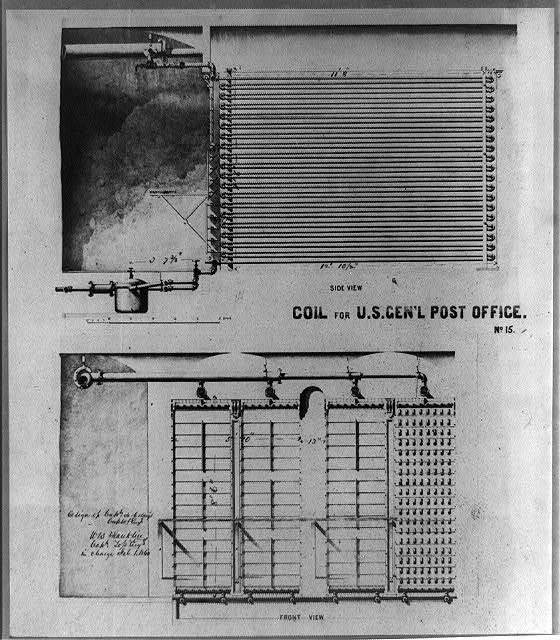 Coil for U.S. Gen'l Post Office