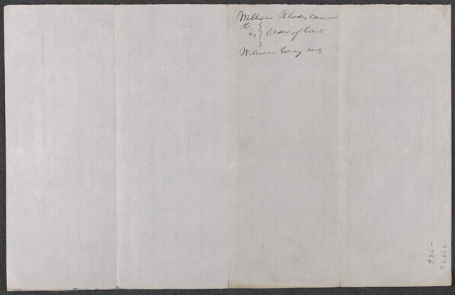 Decree in Rhoades, conservator of Moss v. Corray, [Law papers].