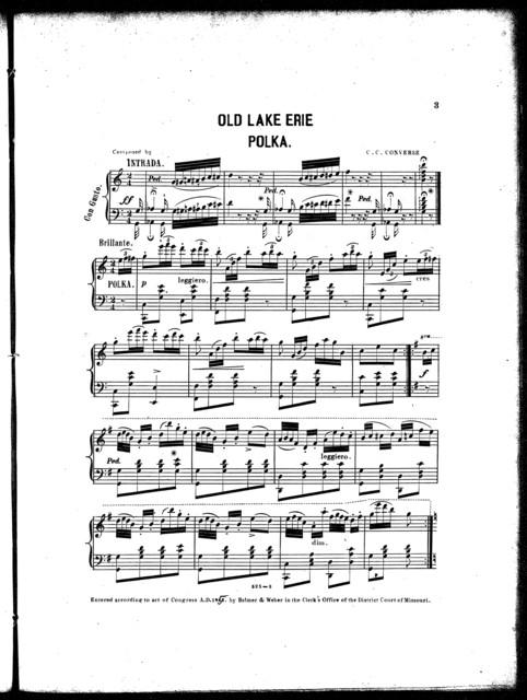 Lake Erie polka
