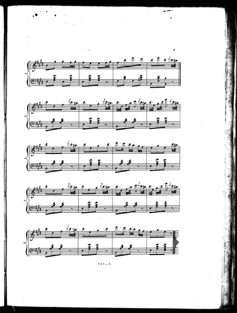 Lang's favorite polka
